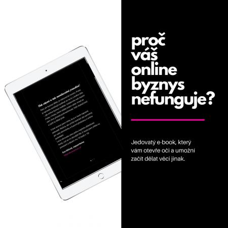 Proč váš online byznys nefunguje